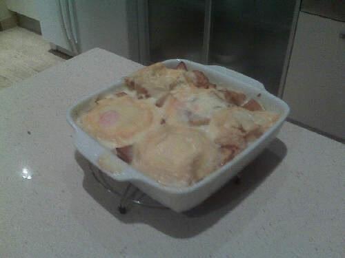 Patatas con queso Reblochon
