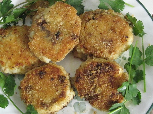 Patatas rellenas de carne
