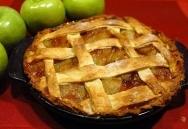 Pie de manzana