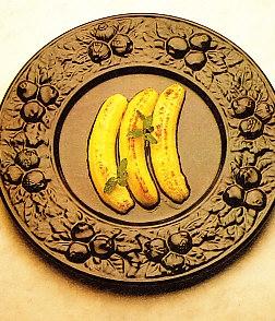 Plátanos flambeados