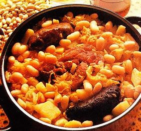 Potaje asturiano