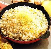 Risotto de arroz