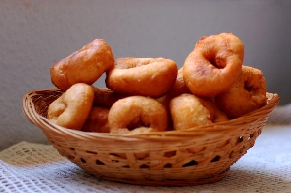 Rosquillas de la yaya