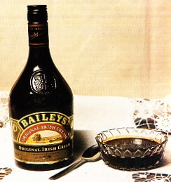 Salsa de chocolate Baileys