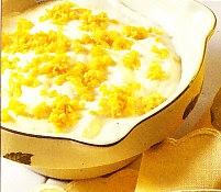 Salsa mayonesa de naranja
