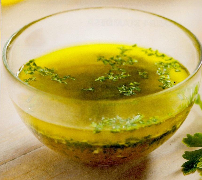 Salsa verde en Thermomix