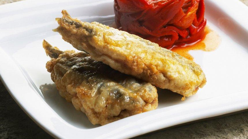 sardinas albardadas