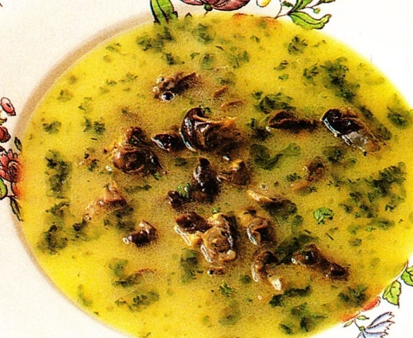 Sopa de caracoles