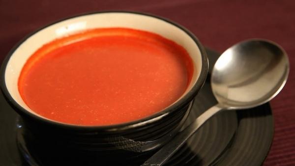 Sopa fría