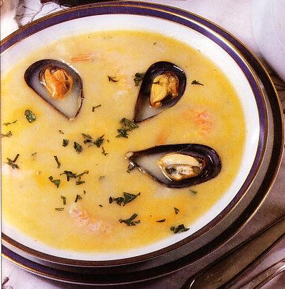Sopa marinera