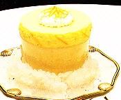 Soufflé glacé al Cointreau