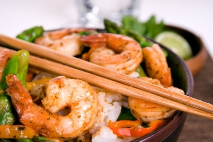 how to cook sizzling shrimp gambas