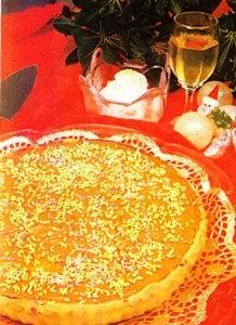 Tartaleta de calabaza