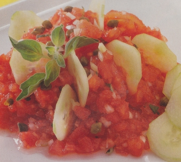 Tártar de tomates