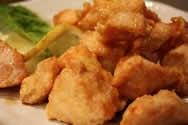 Tatsuta age (pollo frito japones)