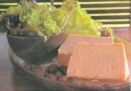 Terrina de trucha rosada