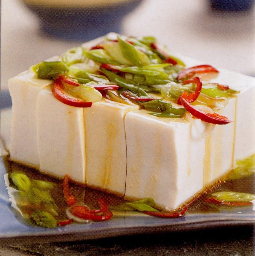 Tofu especiado