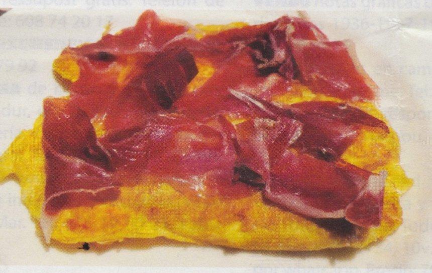 Tortilla catalana