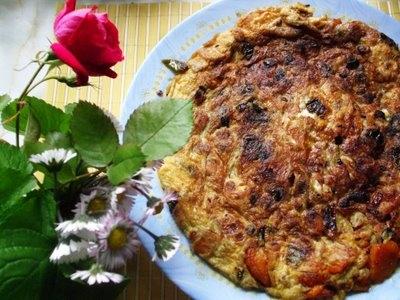 Tortilla de boniato