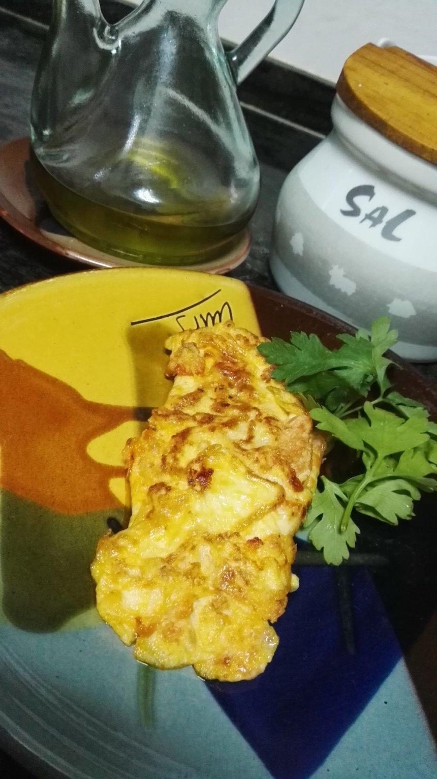 Tortilla de tomate