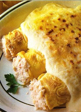 Tortillas de marisco