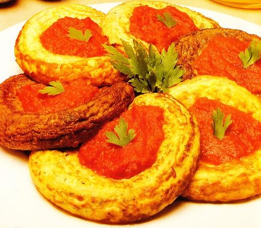 Tortillas multicolor