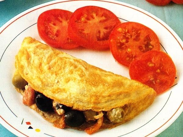 Tortillas napolitanas