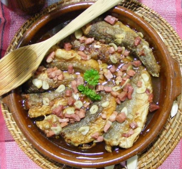 Truchas de Albarracín
