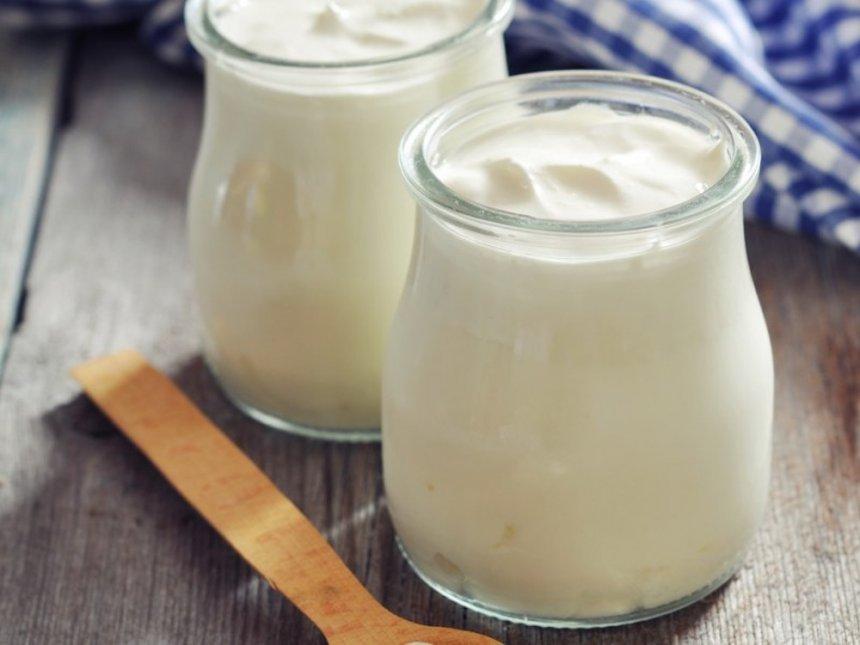 Yogur natural en Thermomix