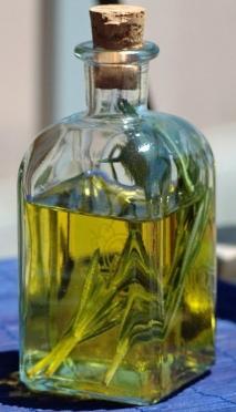 Aceite a los cinco aromas