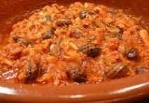 Receta de Ajoarriero con caracoles