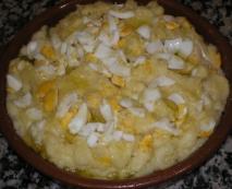 Receta de Ajoarriero de Cuenca