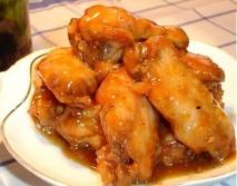 Alas de pollo picantes