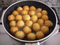 Albóndigas de carne picada con patata