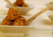 Albóndigas de tofu