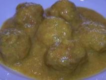 Alcachofas en salsa