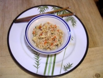 Receta de Arroz chau fan