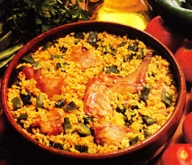 Arroz gustoso