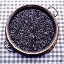 Arroz negro con sepia