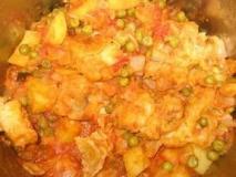Bacalao a la cazuela con salsa del Montsec