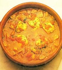 Bacalao con patatas a la catalana