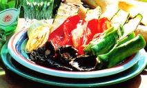 Barbacoa vegetal