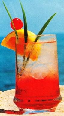 Bebida de frambuesa