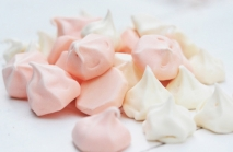 Receta de Besos de merengue