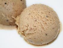 Biscuit glasé de avellana tostada