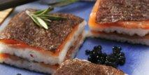 Bocaditos de sushi