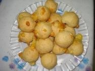 Receta de Bolitas de harina de maiz