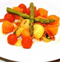 Receta de Bolitas de verdura