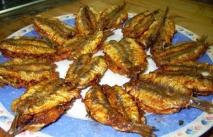 Receta de Boquerones marroquies