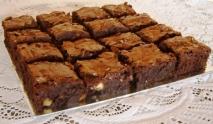 Receta de Brownie express en microondas